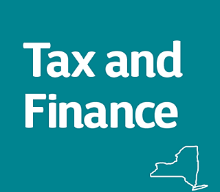 NYS Department of Taxation and Finance