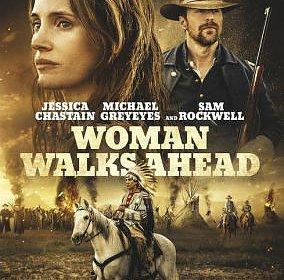 Movies @ the Library: Woman Walks Ahead