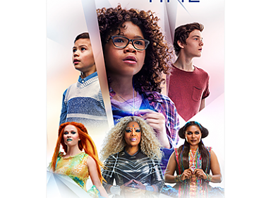Summer Tween Movie - A Wrinkle in Time