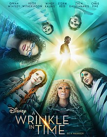 Family Movie Night: A Wrinkle in Time