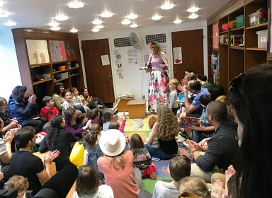 Drag Queen Story Hour: Banned Books Week Edition