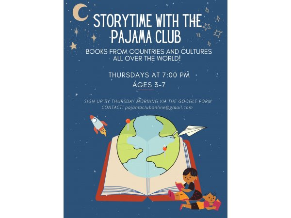 Storytime with the Pajama Club