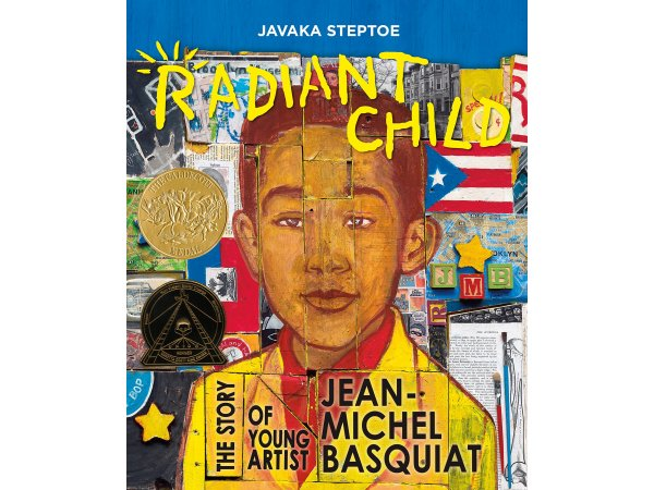 Radiant Child by Javaka Steptoe, BPL Exhibition