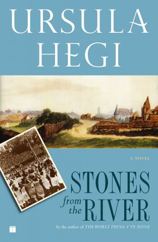 an analysis of stones from the river a novel by ursula hegi Stones from the river by ursula hegi available in trade paperback on powellscom, also read synopsis and reviews from the acclaimed author of floating in my mother's palm and children and fire, a stunning story.