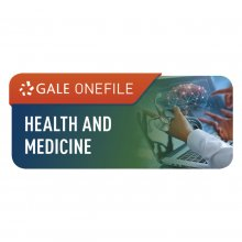 Gale OneFile Health and Medicine logo