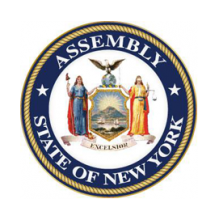 New York State Legislature logo