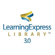 Learning Express Library 3.0 logo