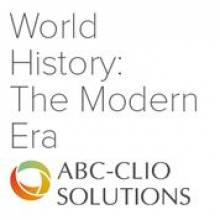 World History: The Modern Era logo