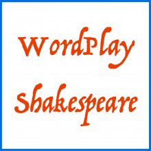 WordPlay Shakespeare logo