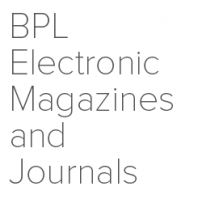 Brooklyn Public Library Electronic Magazines and Journals List logo