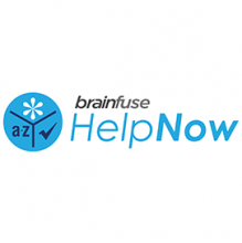 Brainfuse HelpNow, logo