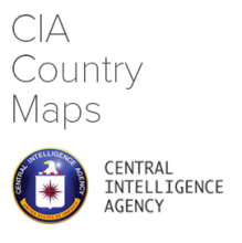 CIA Country Maps logo