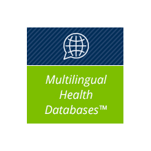 Multilingual Health Database (EBSCO) logo