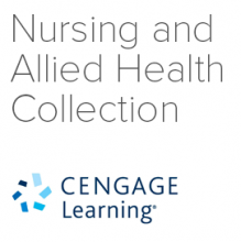 Nursing and Allied Health Collection logo